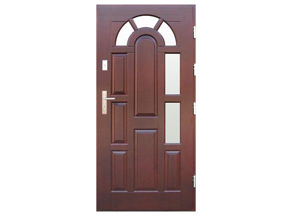 Drzwi drewniane Derpal