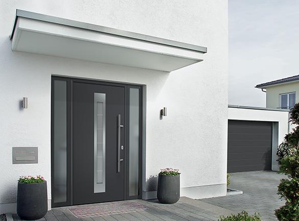 Drzwi stalowe Hörmann ThermoPro