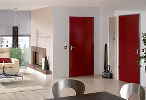 Drzwi stalowe, techniczne