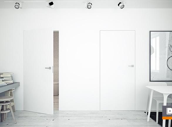 Drzwi ukryte DRE