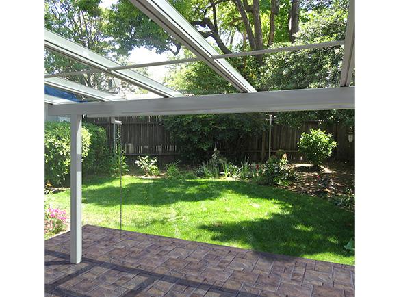 Murano - System dachów szklanych Lewens