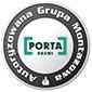 Jesteśmy <strong>Autoryzowaną Grupą Montażową Porta</strong>.