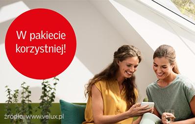 Velux - W pakiecie korzystniej