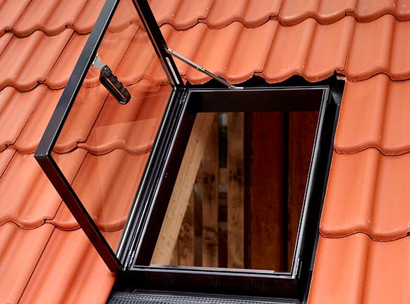Wyłazy dachowy Velux